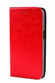 Чехол-книжка Vellini NEW Book Stand для Samsung Galaxy Core Prime VE (SM-G361H) (Red)