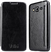 Чехол Vellini Book Style для Samsung Grand Prime G530H (Black)