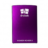 УМБ Drobak Power Rover-II (10000 mAh/Li-Pol/Purple)
