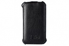 Чехол Vellini Lux-flip для Samsung Galaxy Young 2 SM-G130H (Black)