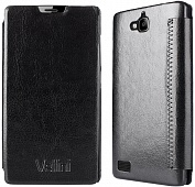 Чехол Vellini Book Style для Huawei Honor 3C (Black)