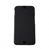 Флип чехол Drobak Business-flip для HTC One 801e (M7) (Black)