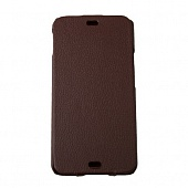 Флип чехол Drobak Business-flip для HTC One 801e (M7) (Brown)