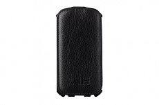 Чехол Vellini Lux-flip для Samsung Galaxy S3 Mini Neo i8200 (Black)