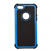 Чехол Drobak Anti-Shock для Apple Iphone 5 (Blue)