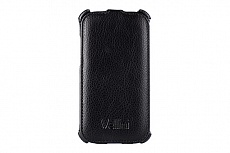 Чехол Vellini Lux-flip для Samsung Galaxy Core Prime SM-G360H (Black)