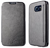 Чехол Vellini Book Style для Samsung Galaxy S6 (Black)