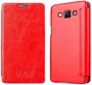 Чехол Vellini Book Style для Samsung Galaxy A5 (Red)