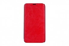 Чехол Drobak Book Style для Nokia Lumia 630 Quad Core Dual Sim (Red)