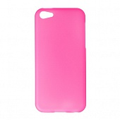 Чехол Drobak Elastic PU для Apple Iphone 5c (Pink)