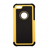 Чехол Drobak Anti-Shock для Apple Iphone 5c (Yellow)
