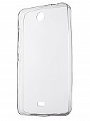 Накладка Drobak Ultra PU для Microsoft Lumia 430 DS (Nokia) (Clear)