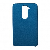 Чехол Drobak Shaggy Hard для LG Optimus G2 (Blue)