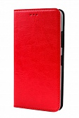 Чехол-книжка Vellini NEW Book Stand для Lenovo A6000/A6010 (Red)