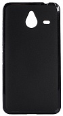 Чехол Drobak Elastic PU для Microsoft Lumia 640 XL (Nokia) DS (Black)