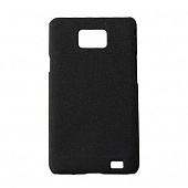 Чехол Drobak Shaggy Hard для Samsung Galaxy SII/i9100 (Black)