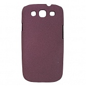 Чехол Drobak Shaggy Hard для Samsung Galaxy SIII/i9300 (Red)