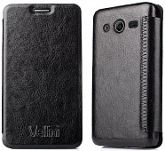 Чехол Vellini Book Style для Samsung Galaxy Core 2 G355 (Black)