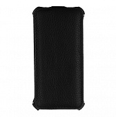 Чехол Vellini Lux-flip для Apple Iphone 5 (Black)