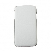 Флип чехол Drobak Business-flip для Samsung SIV I9500 (White)