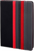 "Чехол Drobak Space для планшета 7-8"" Double Face (Black/Red)"