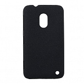 Чехол Drobak Shaggy Hard для Nokia Lumia 620 (Black)