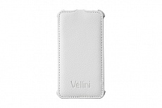 Чехол Vellini Lux-flip для Nokia Lumia 530 (White)