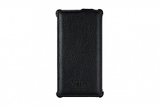 Чехол Vellini Lux-flip для Nokia Lumia 830 (Black)