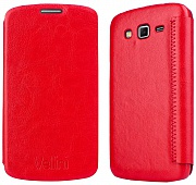 Чехол Vellini Book Style для Samsung Galaxy Grand 2 Duos G7102 (Red)