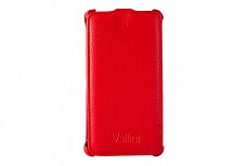 Чехол Vellini Lux-flip для Huawei Honor 3C (Red)
