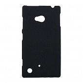 Чехол Drobak Shaggy Hard для Nokia Lumia 720 (Black)