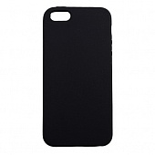 Чехол Drobak Elastic PU для Apple Iphone 5 (Black)