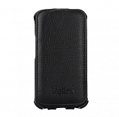 Чехол Vellini Lux-flip для Samsung Galaxy Ace 4 Duos G313HU (Black)