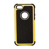 Чехол Drobak Anti-Shock для Apple Iphone 5 (Yellow)