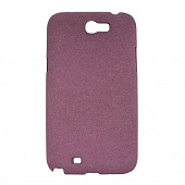 Чехол Drobak Shaggy Hard для Samsung Note II (Brown)