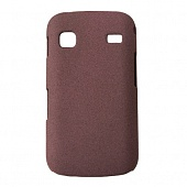 Чехол Drobak Shaggy Hard для Samsung S5660 (Red)