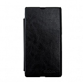 Чехол Drobak Book Style для Sony Xperia Z (Black)