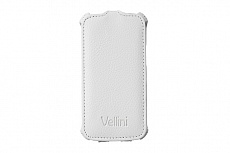 Чехол Vellini Lux-flip для Samsung Galaxy Star Advance Duos G350 (White)