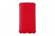 Чехол Vellini Lux-flip для Samsung Galaxy Core 2 G355 (Red)