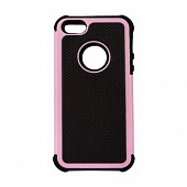 Чехол Drobak Anti-Shock для Apple Iphone 5 (Pink)