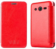 Чехол Vellini Book Style для Samsung Galaxy Core 2 G355 (Red)