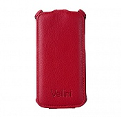 Чехол Vellini Lux-flip для Samsung Galaxy Star Advance Duos G350 (Red)