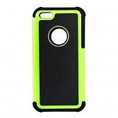 Чехол Drobak Anti-Shock для Apple Iphone 5c (Green)